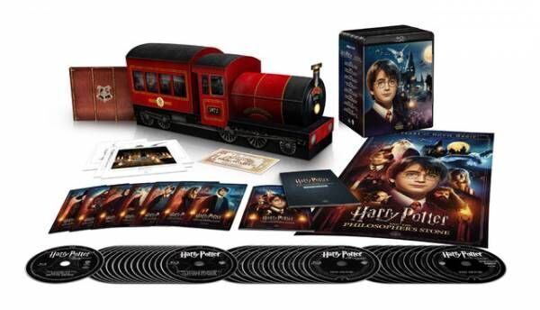 『ハリポタ』『LotR』『ホビット』豪華コレクターズ版をリリース