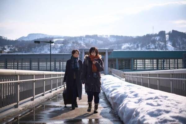 小樽が舞台、2人の女性の恋の記憶映す韓国映画『ユンヒへ』待望の日本公開決定