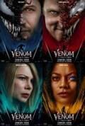 謎のシルエットにも注目!2人の女性含む『ヴェノム』最新作キャラポスター