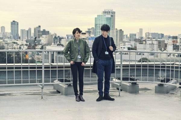 坂口健太郎の歩道橋アクションメイキング『劇場版シグナル』映像独占入手