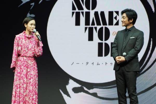 片岡愛之助&前田敦子、生ボンド=ダニエル・クレイグに大興奮「本当にラストですか?」