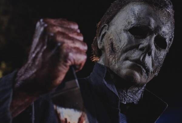 ブギーマンのマスクが剥がされる…?『ハロウィン KILLS』最終予告
