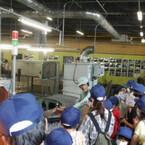 ビックカメラ、小中学生向けに家電リサイクル工場見学ツアー