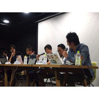 2020年の東京とオリンピックについて考えるトークセッションが開催