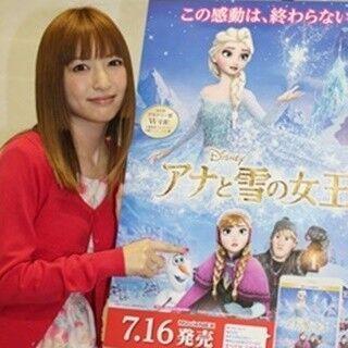 神田沙也加、『アナ雪』の大ブレイクは努力と向上心のたまもの「最低ラインを常に引き上げないと」