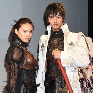 『牙狼<GARO>』秋元才加の胸を強調した衣装の秘密&秋元主役のスピンオフも?