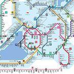 JR西日本、近畿・広島エリアに路線記号を導入 - 今年度から各種表示に使用