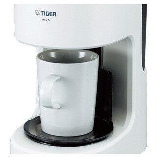 タイガー、カップに直接ドリップできるコーヒーメーカー