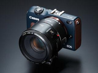 キヤノン「EOS M2」長期試用レポート第1回 - 標準ズーム+単焦点レンズで楽しむ女性ポートレートの巻