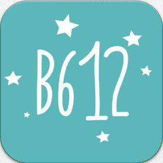 LINE、自撮り専用のシンプルなカメラアプリ「B612」リリース - iOS先行公開