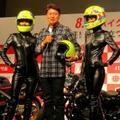 夜のバイク、最も目立つヘルメットの色とは - カラフルなヘルメットも披露