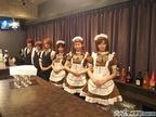 東京・秋葉原にメイド喫茶と男装バーのハイブリッド店がオープン