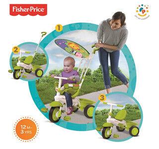 ベビーカーが三輪車に!? 10カ月~3歳まで使える三輪車がトイザらスに登場