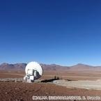 アルマ望遠鏡、観測精度の向上に向けた干渉計試験に成功