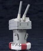 『艦これ』連装砲ちゃんがプラモ化、80mmお手頃サイズで砲塔可動&表情も豊富