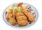 とんかつ専門店「とんかつ浜勝」、牡蠣フライメニューを期間限定で販売