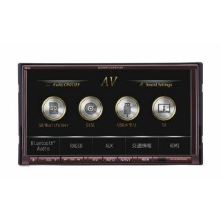 三菱、高純度銅7Nケーブルなど採用の高音質AVナビ「DIATONE SOUND. NAVI」