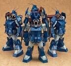 『太陽の牙 ダグラム』一気に4機が揃う『コーチマSpl 24部隊セット』が登場!