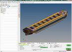 大規模データを扱う造船設計の構造解析を大幅にスピードアップ