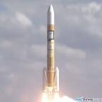 「ひまわり8号」宇宙へ! - H-IIAロケット25号機の打ち上げに成功