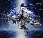 『METAL ROBOT魂』第1弾Hi-νガンダム1月発売、質感と可動を融合した決定版