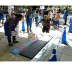 東京都・多摩動物公園で、動物たちの記録に挑戦する体育大会開催