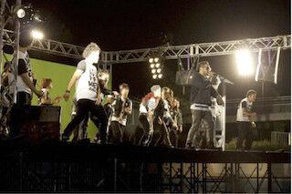 兵庫県尼崎市で、地域密着型のダンス音楽フェス「尼フェス」を開催