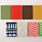 東京都・表参道に使用後のほぼ日手帳をハンドメイド製本する限定店舗が登場