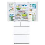 ハイアール、冷気のカーテンで庫内温度をキープする大型冷凍冷蔵庫