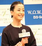 宮沢りえ、猫との撮影を堪能「猫的な女優になりたい」と宣言