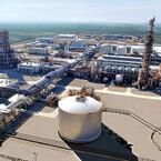 双日と川崎重工がトルクメニスタン最大の肥料製造プラントを完工
