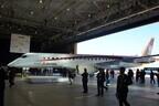 速報! 50年ぶりの国産旅客機MRJを三菱重工・小牧工場で披露 - 写真21枚