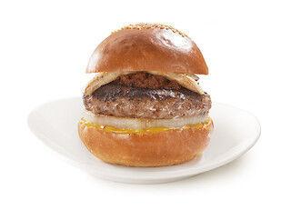 ベッカーズほか、長野県産鹿肉使用の「信州ジビエ鹿肉バーガー」などを発売