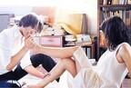 榮倉奈々の生足にキスして床ドン! 豊川悦司「撮影時はとてもドキドキ」