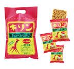 愛知県のソウルフード・ご当地即席麺「キリンラーメン」がスナック菓子に!!