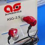 米Aurisonics、BA2基と14.2mmドライバー搭載の高級イヤホンなど国内発売
