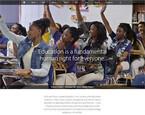 Apple、教育に関するWebページ開設 - オバマ大統領の