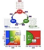 東工大と東大、大規模数値計算により新しい相転移現象を発見