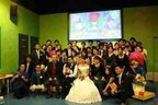 レゴブロックづくしの結婚式をLDC東京で初開催 - ケーキもブーケもレゴ!