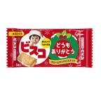 江崎グリコ、ショートケーキ味などのクリスマス限定「ビスコ」を新発売