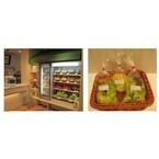 埼玉県「モスバーガー吉川美南店」で、袋詰め野菜などの物販をテストで実施
