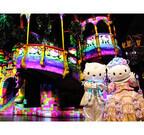 東京都・サンリオピューロランドに可愛いリボンのハローキティ限定商品登場