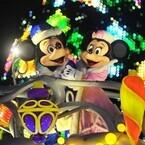ミッキーもダッフィーも新コス! 夜のTDS「カラー・オブ・クリスマス」は必見
