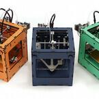 超小型の日本製3Dプリンタ「BS01」に基本性能がアップした新バージョン登場
