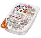 亀田製菓「ゆめごはん」シリーズ3品が、低たんぱく質食品の表示許可品目に