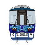 えちごトキめき鉄道、ET122使用イベント兼用車両2両のデザインが明らかに!