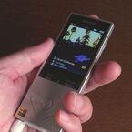 ソニー、ハイレゾ対応「ウォークマン A10」 - 最新イヤホン「XBA-A2」とともに試し聴き
