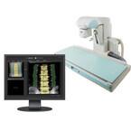 島津製作所、X線TVシステムに搭載して骨密度測定ができるシステムを発売