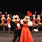 ミッキーたちがクリスマスソングに合わせてダンス! TDSの特別ムービー公開