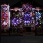 東京都・丸の内にて2012年の東京駅プロジェクションマッピングを再上映